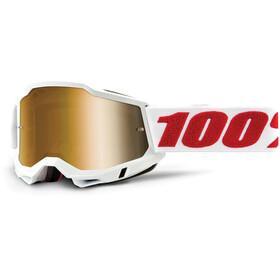 100% Accuri Anti-Fog Goggles Gen2, biały